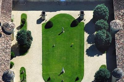 Découverte Du Château Les Rochers à Preignac