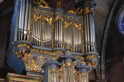Découverte Du Grand Orgue De La Cathédrale à Oloron sainte Marie