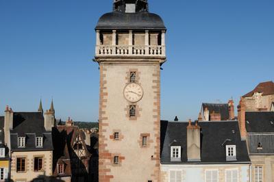 Découverte Du Jacquemart. à Moulins