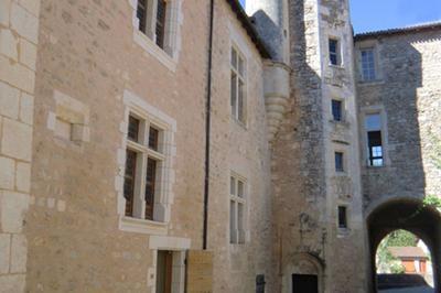 Découverte Du Logis Abbatial De Raoul Du Fou à Nouaille Maupertuis