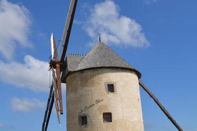 Découverte Du Moulin Blot à Bouhy