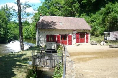 Découverte Du Moulin De La Résistance à Payzac