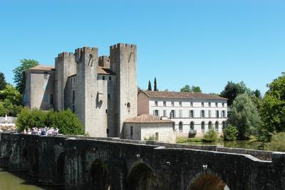 Découverte Du Moulin Des Tours De Barbaste à Nerac