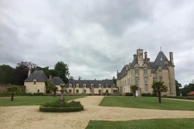 Découverte Du Parc Du Château De Keronic à Pluvigner