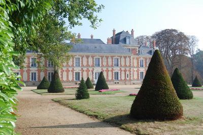 Découverte Du Parc Et Des Jardins Du Château De Tournelay à Les Aubiers