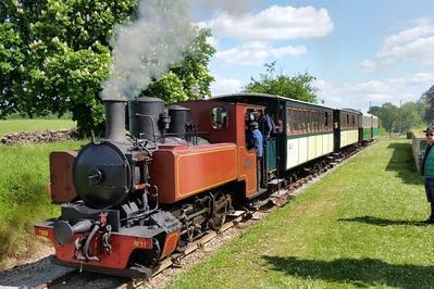 Découverte Du Patrimoine Ferroviaire Historique - Ligne Du Blanc à Argent à Ecueille