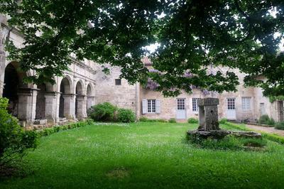 Découverte Du Prieuré Saint-barthélémy à Azay le Brule