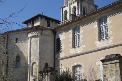 Découverte Du Site De L'abbatiale à Vertheuil