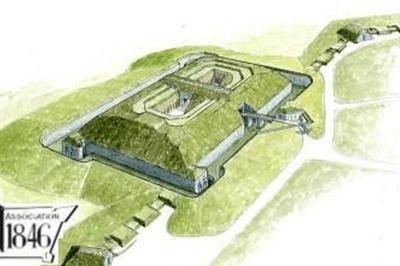 Découverte En Nocturne D'un Fort Des Années 1880 à Crozon