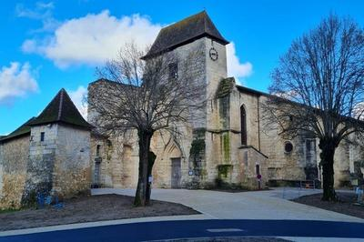 Découverte Guidée Du Site De L'église De Sourzac