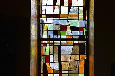 Découverte : Les Vitraux Xxe Siècle De La Haute-corrèze à Montaignac saint Hippolyte