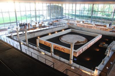 Découverte Libre Du Site-musée Gallo-romain Vesunna à Perigueux