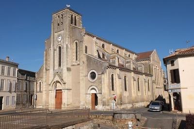 Découvete De L'église Notre-dame à Tonneins