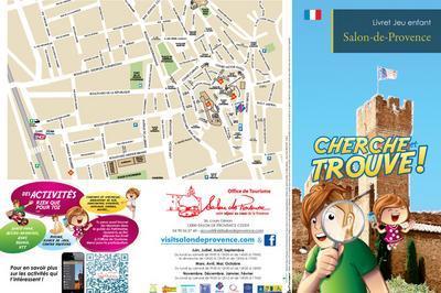 Découvre Salon-de-provence En T'amusant à Salon de Provence