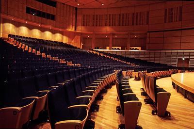 Découvrez L'auditorium à Grenoble