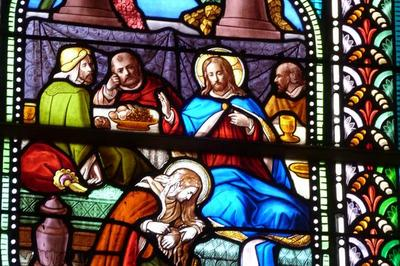 Découvrez L'église De La Madeleine à Guerande