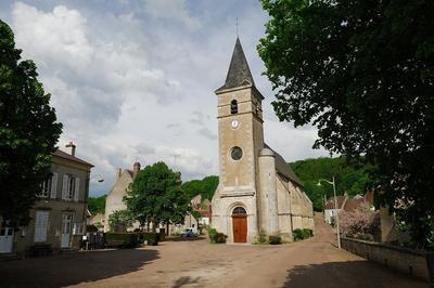 Découvrez L'église Saint-gervais Saint-protais à Armes