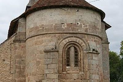 Découvrez L'église Saint-jean-baptiste à Rimondeix