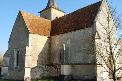 Découvrez L'église Saint-martin ! à Varzy