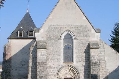 Découvrez L'Église Sainte-alpais ! à Cudot