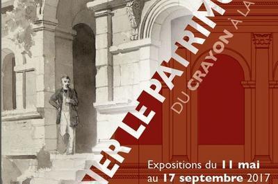 Découvrez L'exposition Dessiner Le Patrimoine, Du Crayon À La 3d à Perigueux