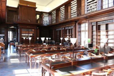 Découvrez La Bibliothèque Stanislas à Nancy