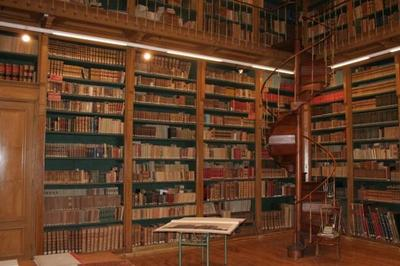 Découvrez La Grande Bibliothèque De Gray