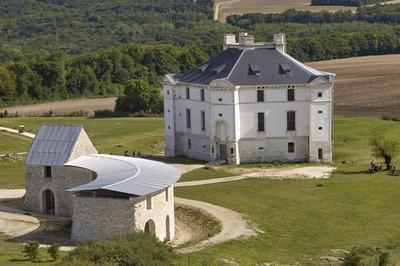 Découvrez Le Château De Maulnes ! à Cruzy le Chatel