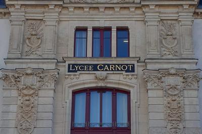 Découvrez Le Lycée Carnot à Dijon