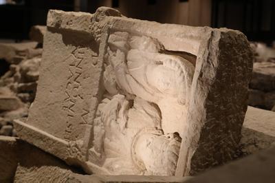 Découvrez Le Site Archéologique Saint-martin à Luxeuil les Bains