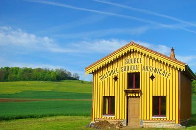Découvrez Le Village De Dolaincourt Et Sa Source D'eau Sulfurée
