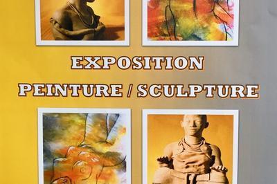 Découvrez Les Peintures De J-paul Ernewein Et Les Sculptures De Thomas Dirsch à Betschdorf