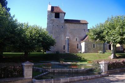 Découvrez Une église Romano-byzantine Du Xiie Siècle à Saint Hilaire d'Estissac