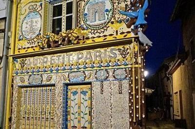 Découvrez Une Oeuvre Originale Art Brut à Saint-dizier à Saint Dizier