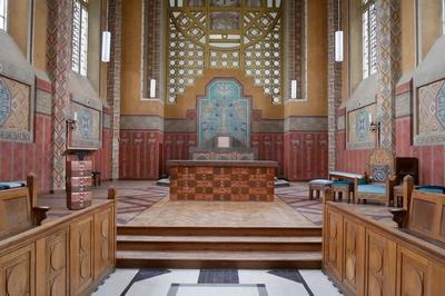 Découvrir La Chapelle De La Maison Saint-yves à Saint Brieuc