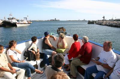Découvrir Le Patrimoine Par La Mer à Port de Bouc