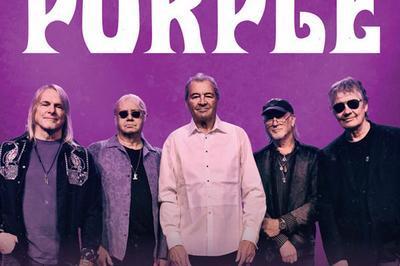 Deep Purple à Boulogne Billancourt