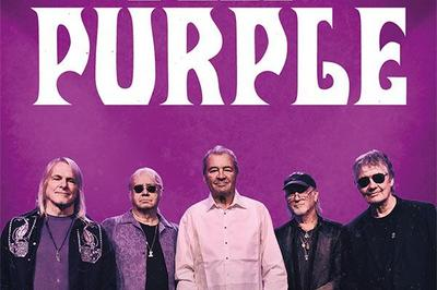 Deep Purple - report à Dijon