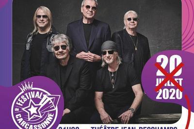 Deep Purple - report à Carcassonne