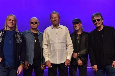 Deep Purple - report à Clermont Ferrand