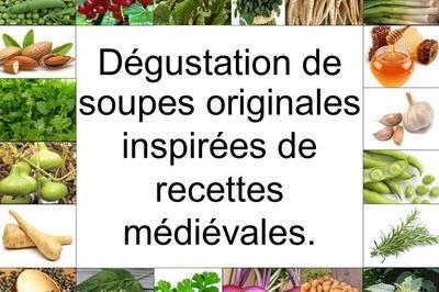 Dégustation De Soupes Médiévales à Vaucouleurs