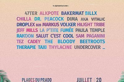 Delta Festival 2020 - Pass 2 (s/d) à Marseille