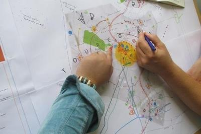 Démarches Participatives Au Collège Géographie Prospective Et Subjective à Tourcoing