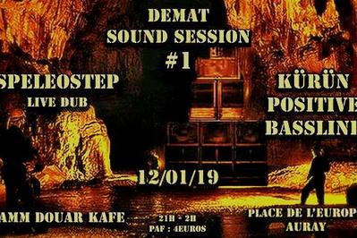 Demat Sound Session 1 à Auray
