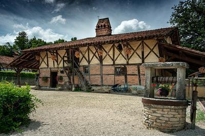 Démonstration Des Métiers D'autrefois à L'écomusée Maison De Pays En Bresse à Saint Etienne du Bois