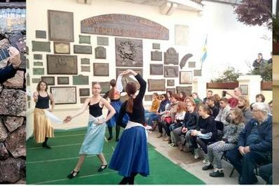 Démonstration Des Musiques Et Danses Folkloriques Argentines à Boulogne sur Mer