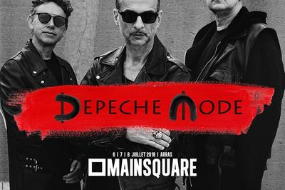 Depeche Mode, Liam Gallagher, Feder à Arras