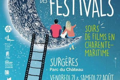 Festival des Festivals, soirs de films à Surgères 2020