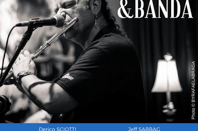 Derico Sciotti & Banda  à Paris 14ème
