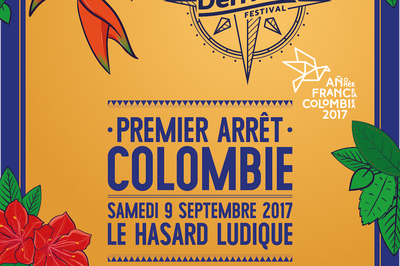 Dérives Festival #1 COLOMBIA ! 2017
